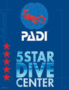 PADI 5 Star Dive Centre